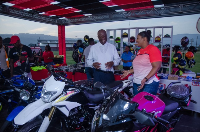 Jamaica, Red Stripe, Red Stripe Beer, Bikers Roll Out, Bikers, 13thStreetPromotions, 13thStreetPromo, Blog, Caribbean,
