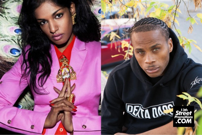 Jamaica, UK, India, M.I.A., MIA, Dexta Daps, Music, Blog, 13thStreetPromotions, 13thStreetPromo, DextaDapsMusic, MIAUniverse, MIA, Dancehall, Rap, Hip Hop, For The Culture, Caribbean, Load 'Em, Load Em