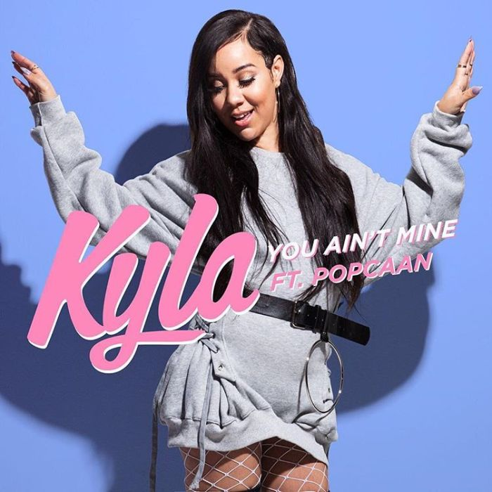 Kyla, Kyla Reid, KylaOfficial, Popcaan, OVO, UK, Jamaica, Blog, 13thStreetPromotions, 13thStreetPromo, Music, Pop Music, Pop Artist, Singer, You Ain't Mine, iTunes, Apple Music, Dancehall, Deejay, For The Culture, One Dance, Crazy Cousinz, Caribbean,