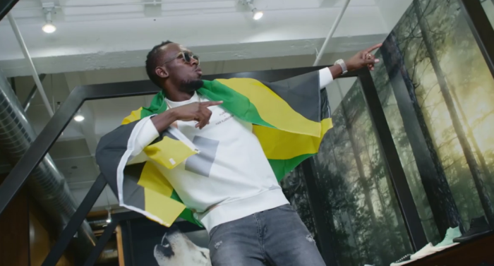 Jamaica, Dancehall, Music, Complex, Sneakers, Track, Athlete, Blog, Video, 13thStreetPromotions, 13thStreetPromo, Usain Bolt, Puma, Bolt, Usain, Sneaker Shopping, Complex x Fuse, Fuse TV, Joe La Puma, Caribbean, Entertainment,