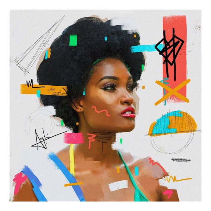 Jamaica, Nuwarhol, Art, Artist, Davina Bennett, Miss Universe, Miss Jamaica, Miss Universe 2017, @Davina_Bennett, Queen, Beauty Queen, Afro Queen, Blog, 13thStreetPromotions, 13thStreetPromo, Thank You Davina Bennett,