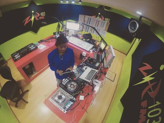 Jamaica, DJ, ZJ, Music, Dancehall, Reggae, Hip Hop, Blog, 13thStreetPromotions, Music, ZJ West, Zipjock West, Zip 103 FM, DreamChaser, Interview, Caribbean, Portmore, Yung Gunnerz,