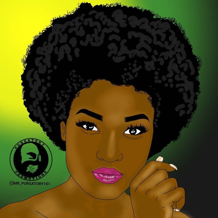 Jamaica, Art, Artist, Davina Bennett, Miss Universe, Miss Jamaica, Miss Universe 2017, @Davina_Bennett, Queen, Beauty Queen, Afro Queen, Blog, 13thStreetPromotions, 13thStreetPromo, Afro Friday, Terri_Karelle Reid, Free Your Fro Friday, #AfroFriday, #FreeYourFroFriday, #FreeTheFro, Bitcoin, Litecoin