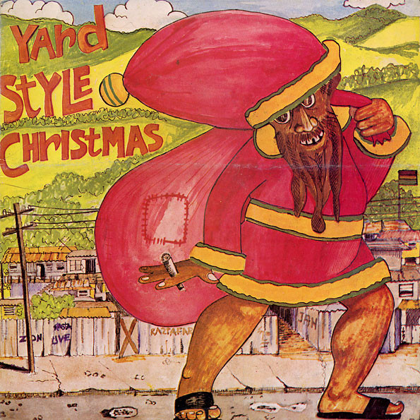 Jamaica, Dancehall, Reggae, Christmas, Barrington Levy, I Saw Mommy Kissing Santa Claus, I Saw Mommy Kissing A Dreadlocks, Santa Claus, Oldies Sunday, 1981, Mic Productions, Yard Style Christmas, Retro, Oldies, Old School, Blog, 13thStreetPromotions, 13thStreetPromo, Sensimillia