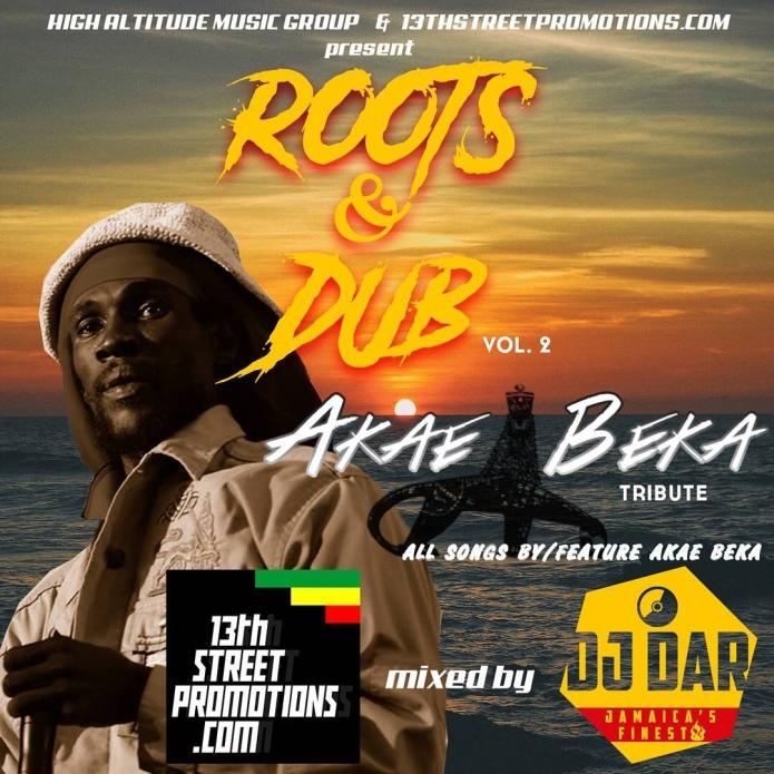 Jamaica, Reggae, Roots Reggae, Music, DJ, Blog, 13thStreetPromotions, 13thStreetPromo, DJ Dar, DaSupreme, US Virgin Islands, Mixtape, Mix, Entertainment, Audiomack, Akae Beka, Jahdan Blakkamoore, Lutan Fyah, Pressure Busspipe, Caribbean