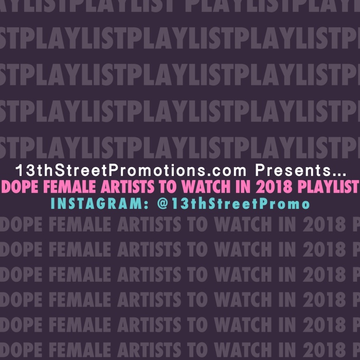 Jamaica, Reggae, Dancehall, Music, Blog, 13thStreetPromotions, 13thStreetPromo, Spotify, Spotify Playlist, Anna Mariah, Jada Kingdom, Jada K, Rhiya Luna, Jane Macgizmo, Chiney Kiki, Naomi Cowan, Nicketa Steer, GiRL, GiRL Jamz, Koffee, OriginalKoffee, Yeza, Bella Blair, Denai Moore, Kim Gebriel, Lila Ike, Jordanne Patrice, Riki, Complex RIKI, Playlist, Caribbean, Entertainment, For The Culture,