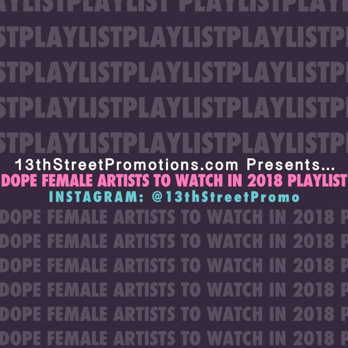Jamaica, Reggae, Dancehall, Music, Blog, 13thStreetPromotions, 13thStreetPromo, Spotify, Spotify Playlist, Anna Mariah, Jada Kingdom, Jada K, Rhiya Luna, Jane Macgizmo, Chiney Kiki, Naomi Cowan, Nicketa Steer, GiRL, GiRL Jamz, Koffee, OriginalKoffee, Yeza, Bella Blair, Denai Moore, Kim Gebriel, Lila Ike, Jordanne Patrice, Riki, Complex RIKI, Playlist, Caribbean, Entertainment, For The Culture,