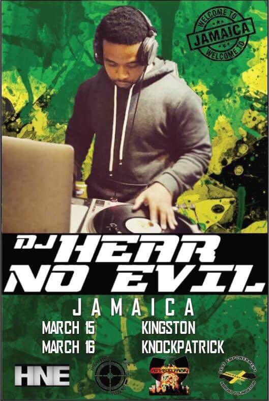 Jamaica, DJ, Music, Blog, 13thStreetPromotions, 13thStreetPromo, Press Release, Tour, DEAF, D.E.A.F., Deaf.org, Knockpatrick, Kingston, Anton Abraham, New York, Entertainment, For the Culture, Caribbean,