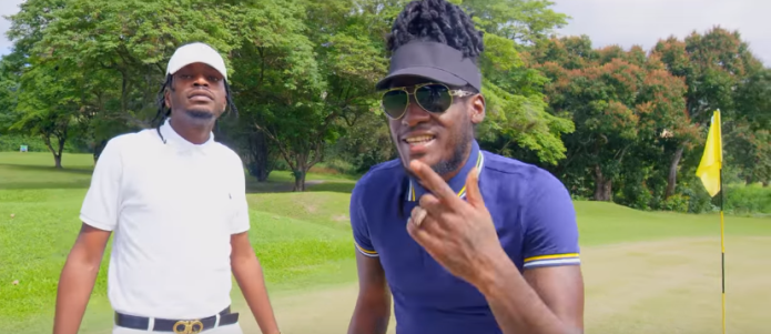 Jamaica, Dancehall, Music, Blog, 13thStreetPromotions, 13thStreetPromo, Aidonia, Govana, 4th Genna, Breeze, Breeze Soap, Music Video, RD Studios, Caribbean, Entertainment, Fat Skull, Golf, Golf Course,
