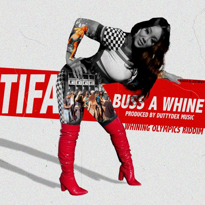 Jamaica, Dancehall, Deejay, Tifa, ItsTheTifa, Music, Blog, 13thStreetPromotions, 13thStreetPromo, Caribbean, DuttyDex Productions, Buss A Whine, Dance, Goodaz Gyal,