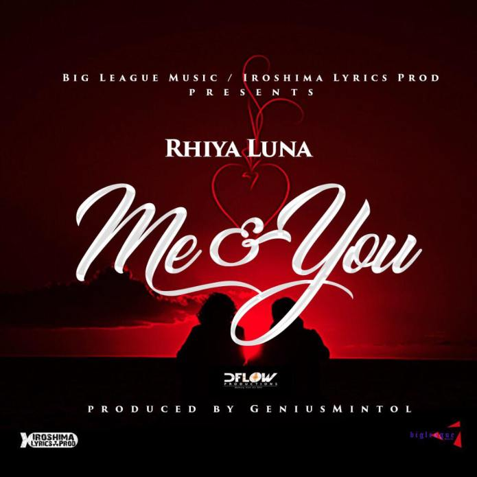 Jamaica, Music, Dancehall, Rhiya Luna, Blog, 13thStreetPromotions, Singer, Me & You, GeniusMintol, Big League Music, Nuh Response Production, Iroshima Lyrics Productions, Lovey Dovey Riddim, Caribbean, Entertainment,