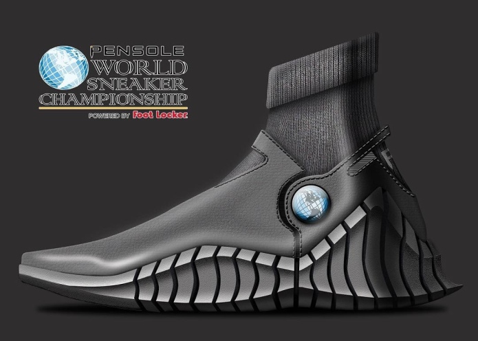 Jamaica, Design, Sneakers, Competition, Caribbean, World Sneaker Competition, JaGotSole, Mathieu Vaughan, Wacom, WSC, Vibram, Footlocker, EDCO, Sneaker Design, Design, Pensole Acadmey, Savannah College of Art and Design, SCAD EDU, SCAD,