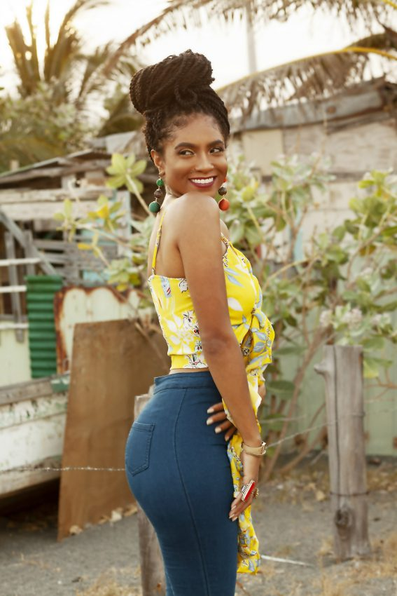 Jamaica, Dancehall, Reggae, Pop Music, Blog, 13thStreetPromotions, 13thStreetPromo, Music, Naomi Cowan, Teflon Zincfence, Zincfence Records, Caribbean, Paradise Plum, Sweet, Sweetie, Caribbean, Entertainment, Singer,