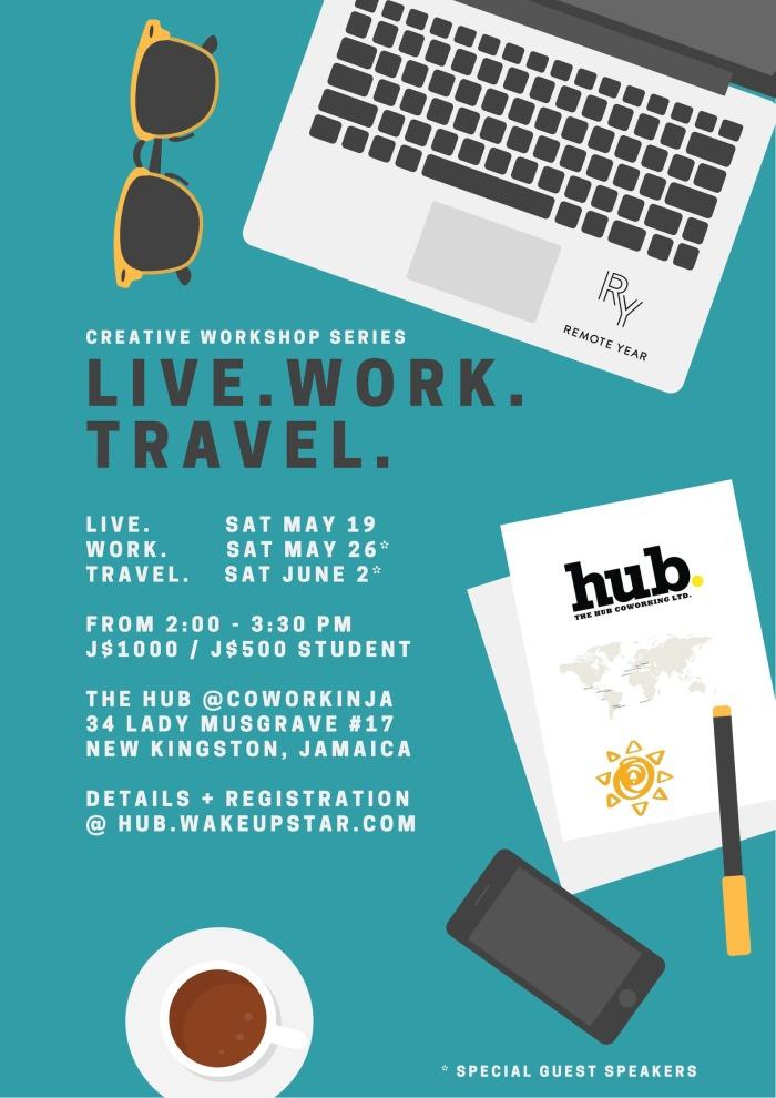 Jamaica, 7AM Mag, The Hub, Kingston, Creatives, Caribbean, WakeUpStar, Remote Year, Business, Work, Travel, Live, 13thStreetPromo, 13thStreetPRomotions, Blog,