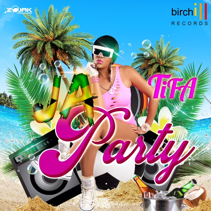 Jamaica, Dancehall, Deejay, Tifa, Music, Blog, 13thStreetPromotions, 13thStreetPromo, JA Party, Party, Caribbean, Entertainment, Curry Goat and Champagne, Summer Vibes, Vibes, ItsTheTifa, Birchill Records,