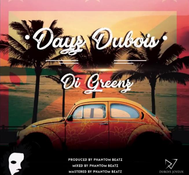 Jamaica, Grenada, Dayz Dubois, Hard Dayz, Di Greenz, Spice Island, Soca, Music, Blog, 13thStreetPromotions, 13thStreetPromo, Caribbean, Tribute, Phantom Beatz, DayzSoReal, HardDayzSoReal, Entertainment,