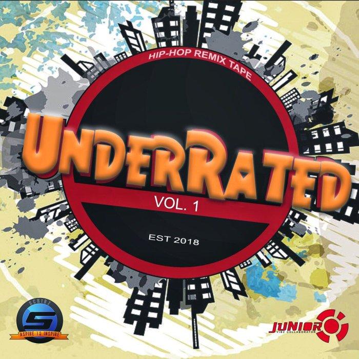 Jamaica, DJ, Underrated, TheScribz, Junior J, Underrated Mixtape, Hip Hop, Caribbean, Music, Blog, Party, 13thStreetPromotions, 13thStreetPromo