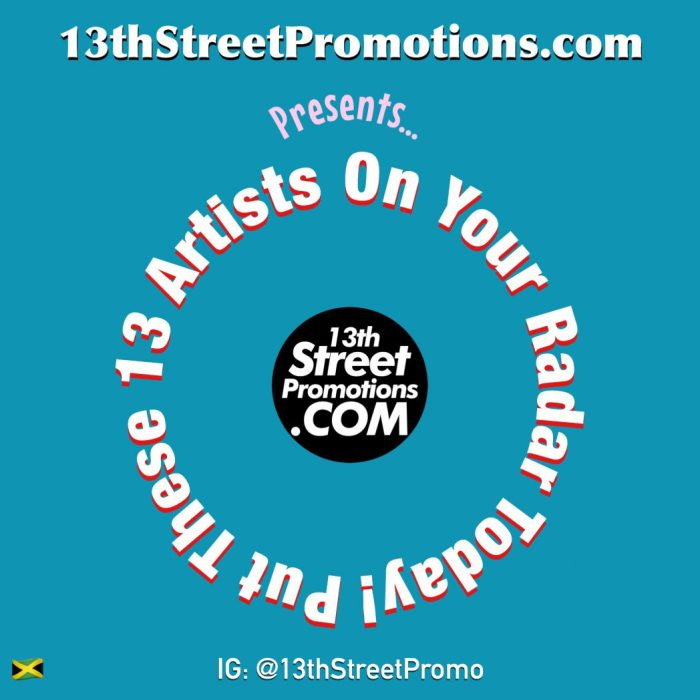 Jamaica, Trinidad and Tobago, Belize, Dancehall, Pop Music, R&B, Reggae, hip Hop, Music, Blog, 13thStreetPromotions, 13thStreetPromo, Radar, Spotlight, Artists To Look Out For, Jada K, Jahbar I, Rygin King, Naomi Cowan, Sara Bloom, Chinaka Pierre, Kash, Kash Music, Sekani, Yaksta, Jahmuda, DMitri Izem, Kaylan Arnold, Kalex, Caribbean, Entertainment, Singer, Deejay, Rapper, Blog,