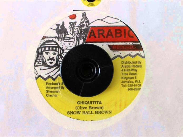 "Jamaica, Dancehall, Reggae, Music, Blog, 13thStreetPromotions, 13thStreetPromo, Snow Ball Brown, Chiquitita, 1994, Oldies Sunday, Festival Song Contest, 1994 Festival Song Competition, Arabic Records, Caribbean, Old School, Oldies, Singer, Clive Brown, Clive ""Snow Ball"" Brown, Oh Chiquitita, Caribbean, Popular Song Contest"