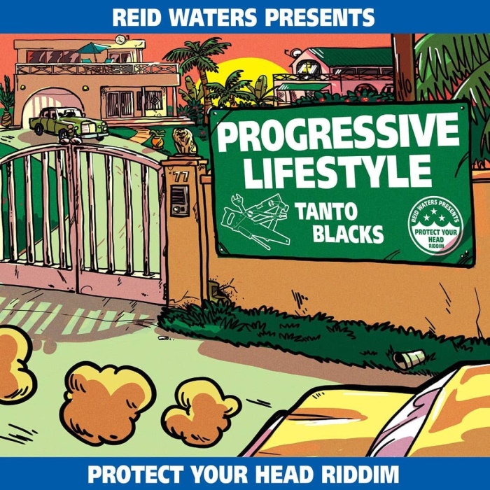 Jamaica, Dancehall, Music, Blog, 13thStreetPromotions, 13thStreetPromo, Tanto Blacks, Reid Waters, ReidGringo, Protect Your Head Riddim, Caribbean, Entertainment, Real Rich, Rich,