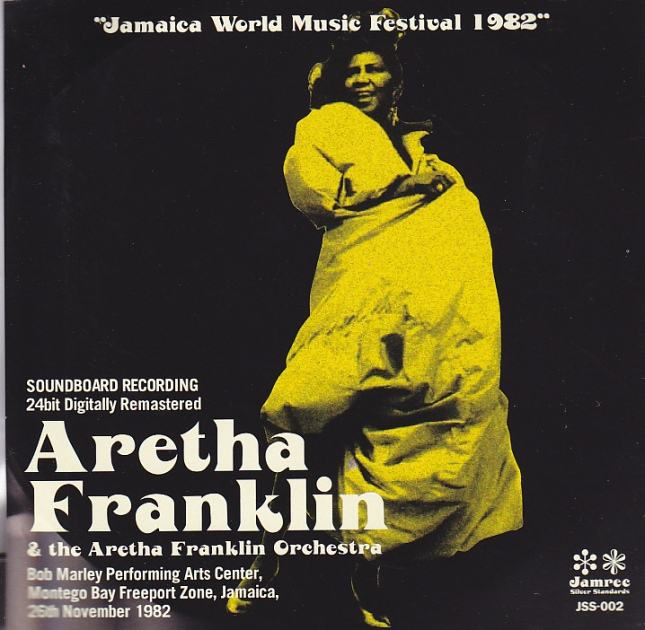 Jamaica, Detroit, Queen, Queen Of Soul, Aretha Franklin, Music, Soul, Pop Music, Reggae, R&B, 13thStreetPromotions, 13thStreetPromo, Cover, Cover Songs, Caribbean, Entertainment, Aretha,