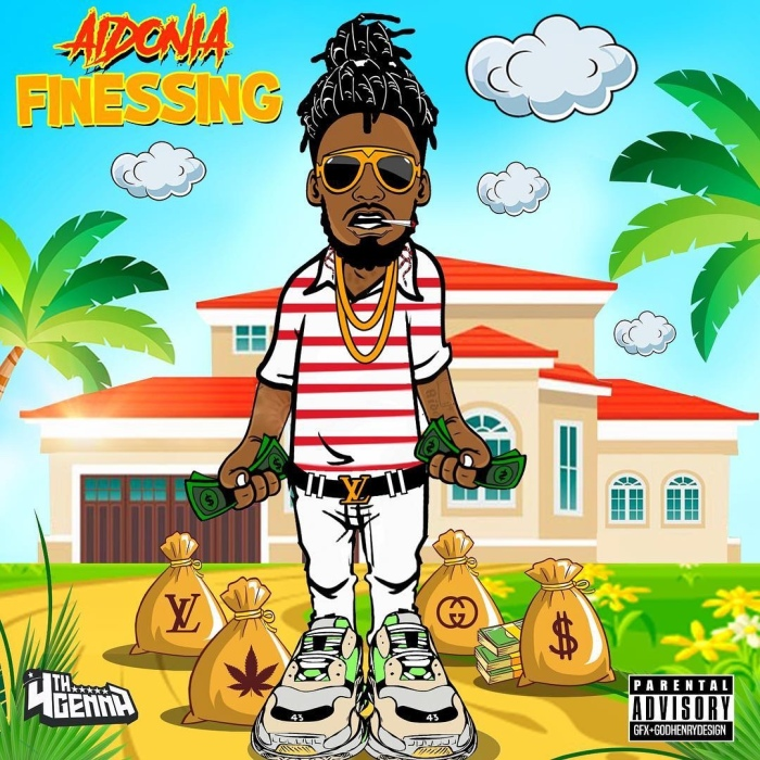 Jamaica, Dancehall, Music, Blog, 13thStreetPromotions, 13thStreetPromo, Aidonia, Aidonia4thGenna, AidoniaJOP, 4th Genna, Trap Music, Trap, Caribbean, Finessing, Finesse,