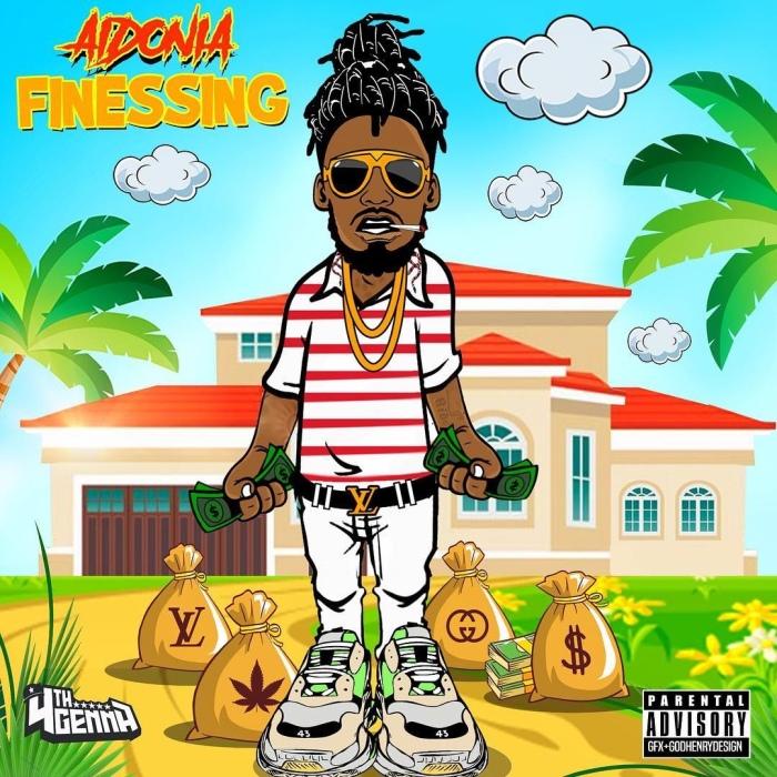 Jamaica, Dancehall, Music, Blog, 13thStreetPromotions, 13thStreetPromo, Aidonia, Aidonia4thGenna, AidoniaJOP, 4th Genna, Trap Music, Trap, Caribbean, Finessing, Finesse,