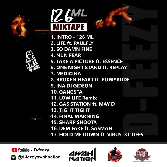 Jamaica, Indianapolis, Awah Nation, Indiana, Hip Hop, Dancehall, Afrobeats, Blog, Music, 13thStreetPromo, 13thStreetPRomotions, D-Feezy, DFeezy, D Feezy Awah Nation, 126 ML Mixtape, Mixtape, Caribbean, DJ DJ,