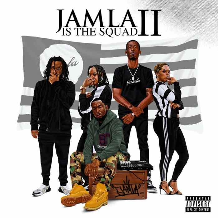 Jamaica, North Carolina, NC State, Hip Hop, Dancehall, Reggae, Music, Blog, 13thStreetPromotions, 9th Wonder, Rapsody, Ian Kelly, Heather Victoria, GQ, Reuben Vincent, Jamla Is The Squad, Jamla Is The Squad II, Jamla Is The Sqaud 2, Junior Gong, Damian Marley, Quick Cook, QuickCookVIP, Ini Kamoze, Caribbean, Rap, Sample,