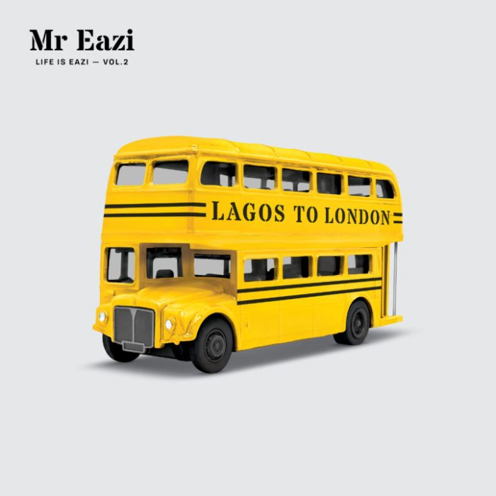 Jamaica, Nigeria, London, UK, Lagos, Dancehall, Reggae, Afrobeat, Music Blog, 13thStreetPRomotions, 13thStreetPromo, Mr. Eazi, MrEazi, Chronixx, ChronixxMusic, Caribbean, Africa, Entertainment, Life Is Eazi Vol. 2, Life Is Eazi, Lagos To London, Mixtape