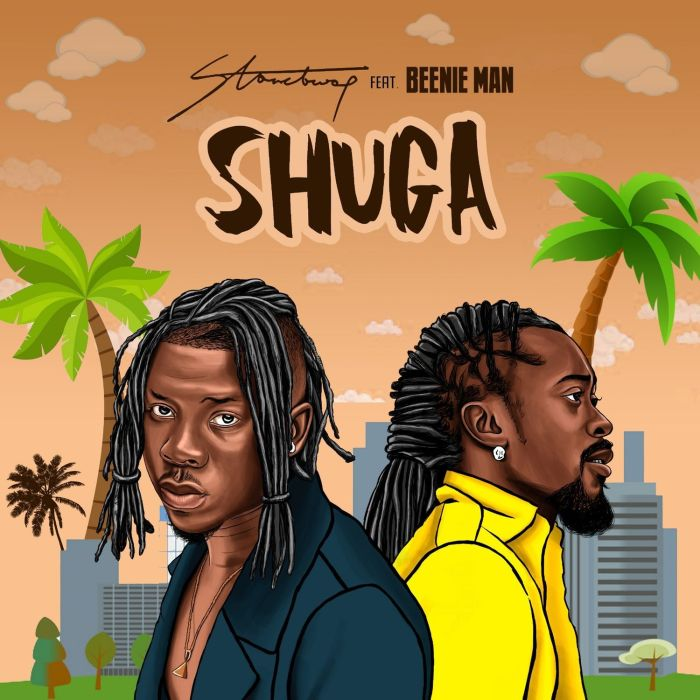 Jamaica, Ghana, Dancehall, Afrobeats, Music, Blog, 13thStreetPromotions, 13thStreetPromo, Blog, Shuga, Caribbean, Africa, StoneBwoy, @StoneBwoyB, @KingBeenieMan