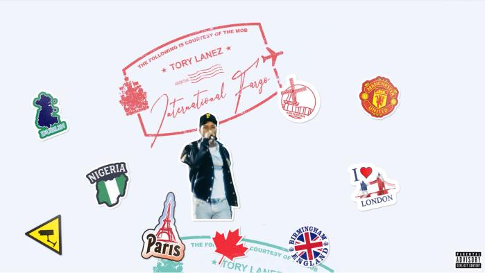 Jamaica, Toronto, Canada, Toast, Koffee, tory Lanez, International Fargo, Music, Hip Hop, Reggae, Dancehall, Caribbean, Remix, Toast Remix, Touchdown Remix, Stylo G, Nicki Minaj, vybz kartel, Fanatix,
