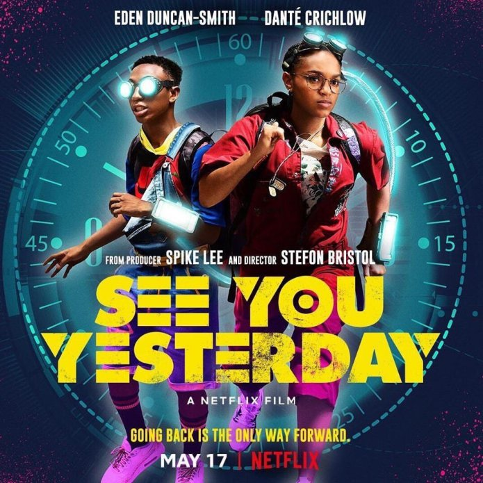See You Yesterday, Movie, Netflix, Film, Spike Lee, Stefon Bristol, Time travel, Music, Blog, 13thStreetPromotions, 13thStreetPromo, Tenor Saw, Ring The Alarm, Ring De Alarm, Dawn Penn, No No No, Classics, Caribbean, Eden Duncan-Smith, Dante Crichlow