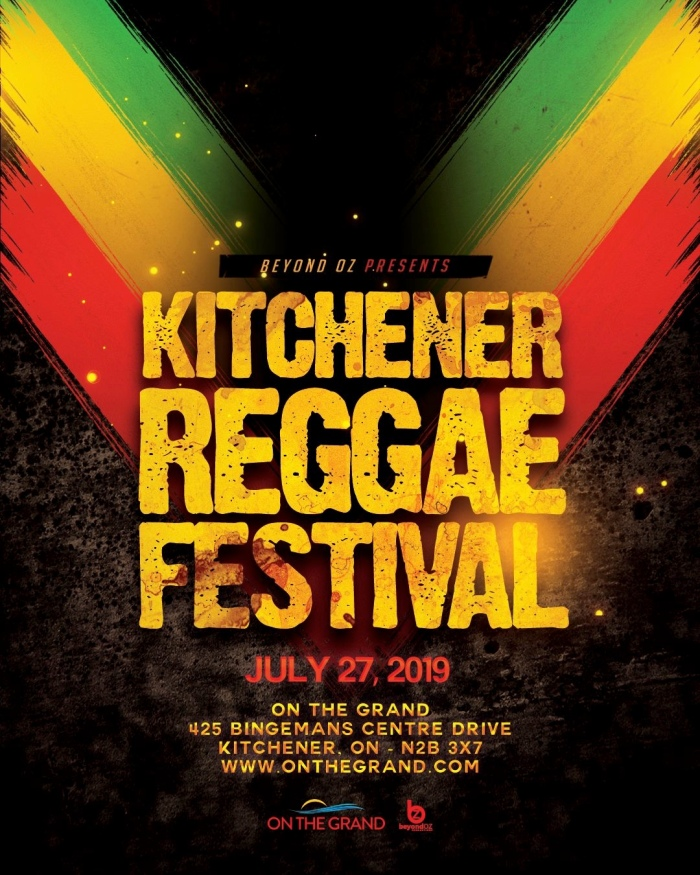 Jamaica, Canada, Kitcherner, Ontario, Dancehall, Reggae, Music, Hip Hop, Rock Music, Blog, Media, 13thStreetPromotions, On The Grand, Beyond OZ Productions, Caribbean, Music Festival, Mini Festival, Press Release