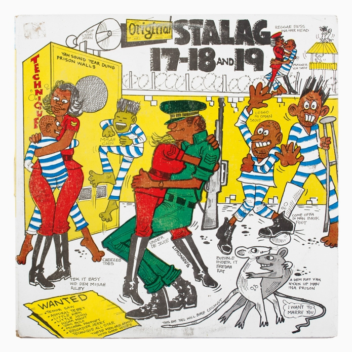 Jamaica, Dancehall, Music, Lilttle Kirk, Winston Riley, Wilfred Luminous, Art, Reggae, Pop Music, Blog, 13thStreetPromotions, 13thStreetPromo, Original Stalag 17 18 19, 1984, Oldies, Old School, Oldies Sunday, Tina Turner