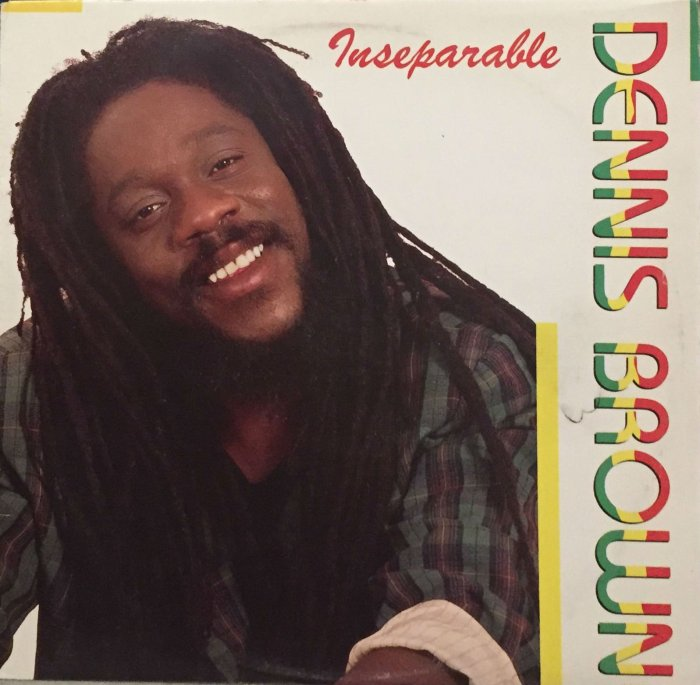 Jamaica, Reggae, Lover's Rock, Music, Blog, 13thStreetPromotions, 13thStreetPromo, Oldies Sunday, Oldies, Old School, Willie Lindo, Dennis Brown, Inseparable, Wedding, Wedding SZN, Caribbean, Singer