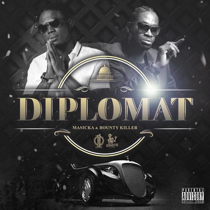Jamaica, Dancehall, Music, Blog, 13thStreetPromotions, 13thStreetPromo, Bounty Killa, Masicka, Diplomat, Diplomats, Caribbean, Genahsyde, Genasyde, Alliance, Alliance Music Group, ANG