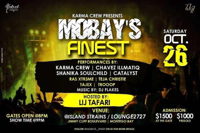 Jamaica, Montego Bay, Music, Hip Hop, Event, Blog, 13thStreetPromotions, 13thStreetPromo, Caribbean, Mobay's Finest, Event, Mobay,