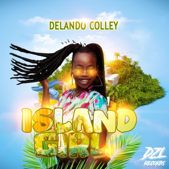 Jamaica, Reggae, Music, Blog, 13thStreetPromotions, DZL Records, DZL, Dale Virgo, Delando Colley, Island Girl, Caribbean, Joby The Photographer, Singer,