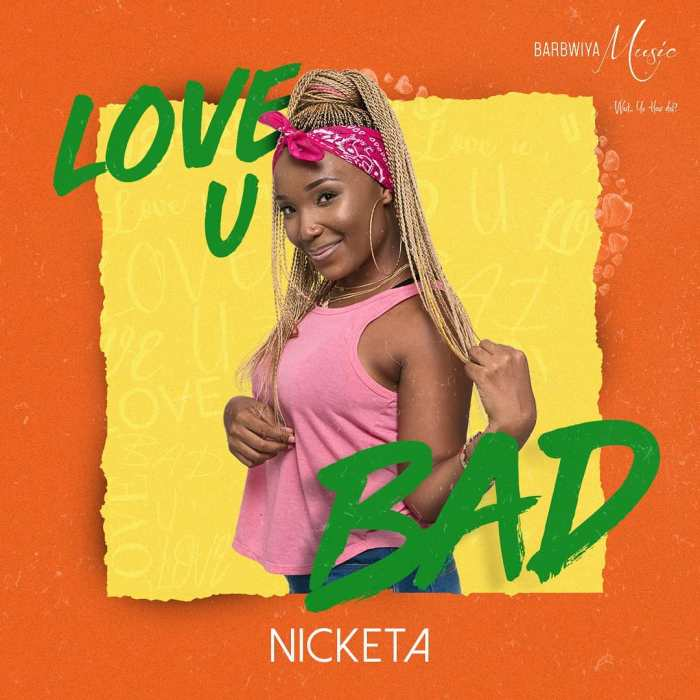 Jamaica, Dancehall, Reggae, Music, Blog, 13thStreetPromotions, 13thStreetPromo, Nicketa Steer, Nicketa, NicketaLive, Love U Bad, Love, Singer, Caribbean, Barbwiya Music,
