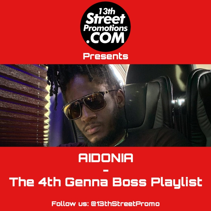 Jamaica, Dancehall, Music, Reggae, Hip Hop, Blog, 13thStreetPromotions, 13thStreetPromo, 4th Genna, J.O.P., Jag One Productions, Aidonia, Aidonia4thGenna, AidoniaJOP, 1 Voice, Caribbean, Spotify, Tidal, Apple Music, Playlist