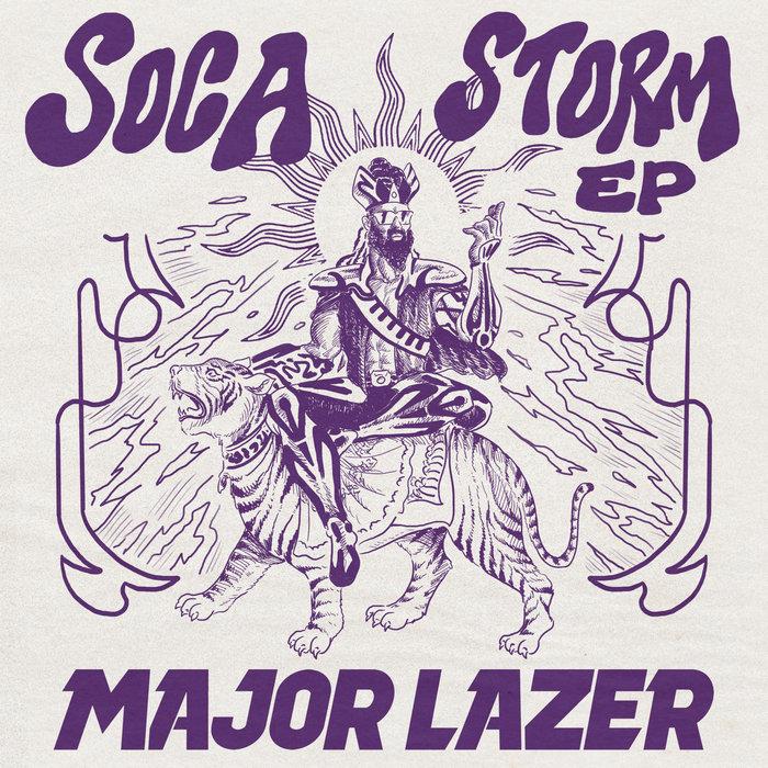 Major Lazer, Soca Storm EP, Diplo, Walshy Fire, Jillionaire, Mr. Killa, Zeek, Trinidad, Caribbean, Grenada, St Vincent, EDM, Soca, Soca Storm, Jamaica, Music, Blog, 13thStreetPromo, 13thStreetPromotions,