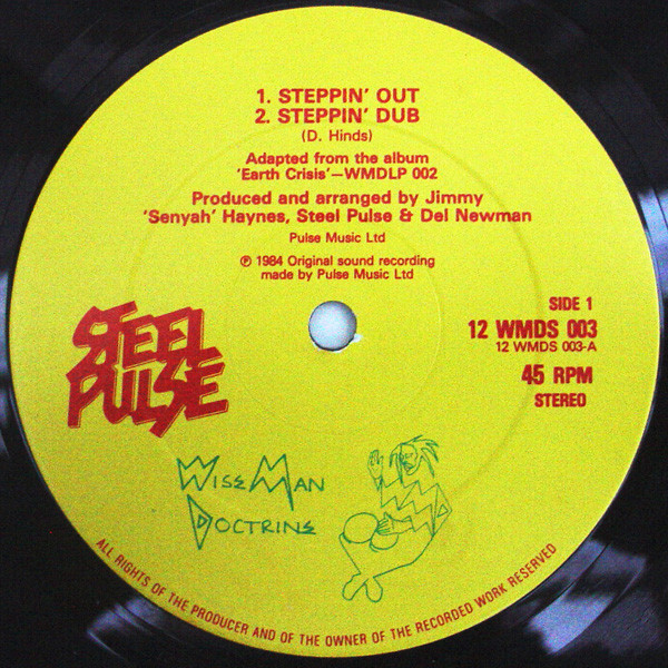 Jamaica, UK, England, Reggae, Music, Blog, 13thStreetPromotions, 13thStreetPromo, Steel Pulse, Grammy, 1984, DJ Screw, Screwed and Chopped, Open Sesame, Here Comes Rastaman, Caribbean, Reggae Band, Oldies, Oldies Sunday, Old School, Screwed Up Click, SUC,