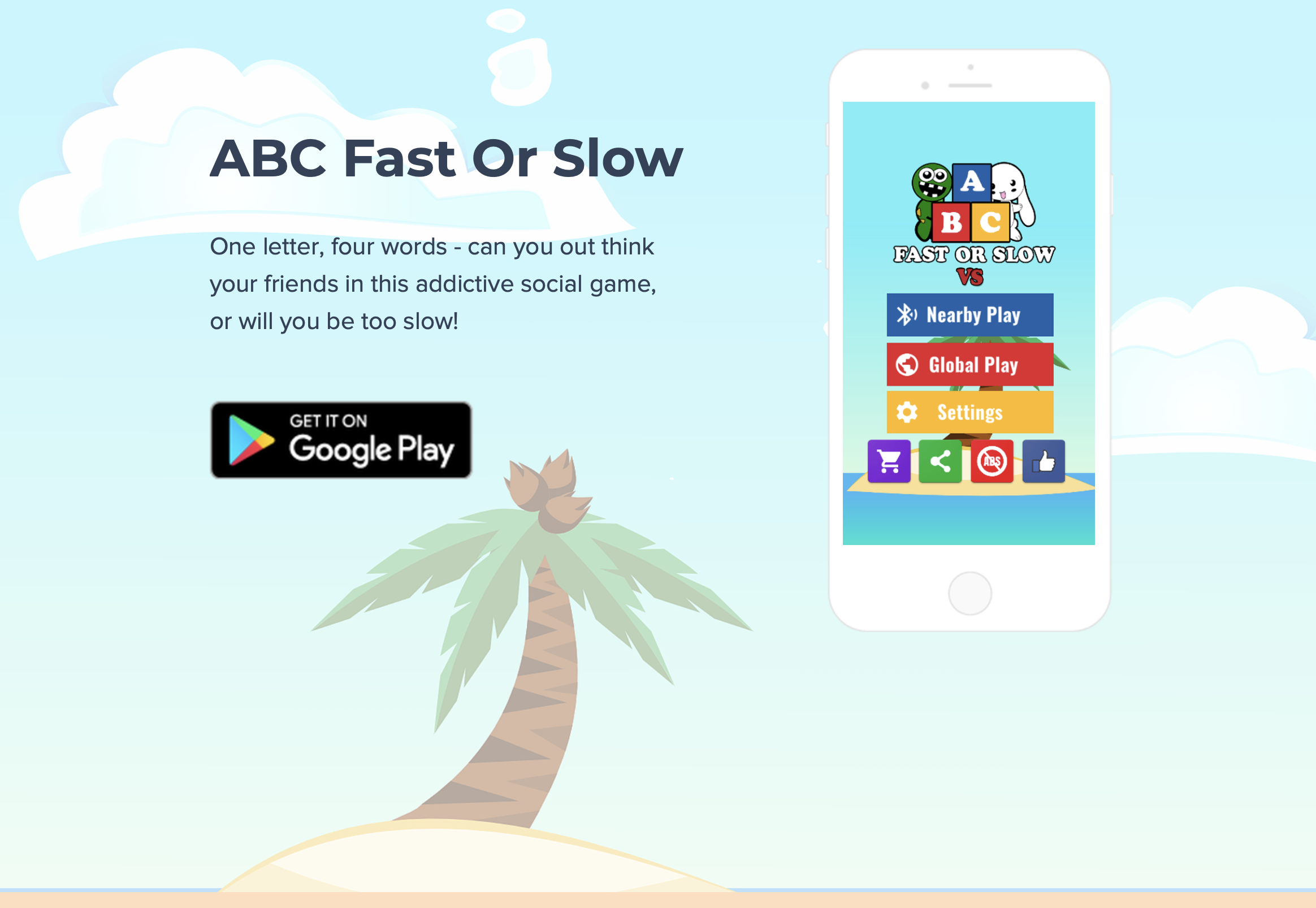 Jamaica, App, App Development, Caribbean, Blog, 13thStreetPromotions, 13thStreetPromo, Kenard Smith, ABC Fast Or Slow, Google Play, iTunes, App Store, Android, iOS