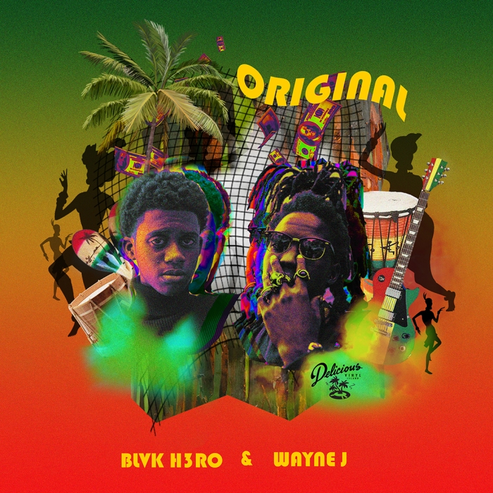 Jamaica, dancehall, reggae, music, blog, 13thstreetpromotions, 13thstreetpromo, blvk h3ro, wayne j, original, caribbean, delicious vinyl island,
