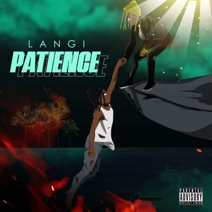 Langi - Patience Jamaica New York Music Blog 13thStreetPromo 13thStreetPromotions Prexx Play TruDonz Entertainment Island Boi Sound Hard work greatness Caribbean Hip Hop Dancehall Trap Reggae