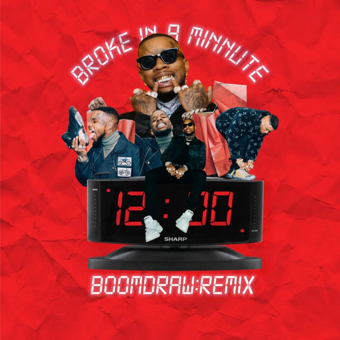 BoomDraw Tory Lanez Broke In A Minute Music Hip Hop Remix Blog 13thStreetPromotions 13thStreetPromo Caribbean Cabin Fever Mixtape Toronto