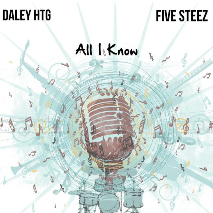 Daley Five Steez All I Know Miami Kingston Jamaica Hip Hop Music Blog 13thStreetPromotions 13thStreetPromo Rap Rapper Caribbean