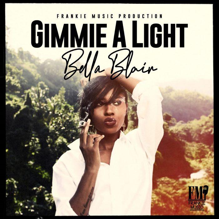 Bella Blair Music Blog 13thstreetpromo 13thStreetPromotions Caribbean Gimme A Light Singer Weed Marijuana Ganja Frankie Music