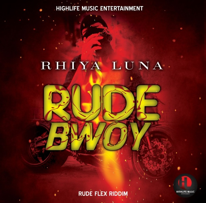 Rhiya Luna Rude Bwoy Dancehall Music Blog 13thStreetPromotions 13thStreetPromo Caribbean HighLife Music Singer Boston Dorchester